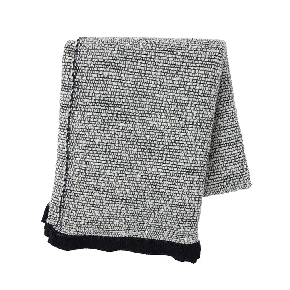 Pehr Designs Noir Beacon Hill Throw
