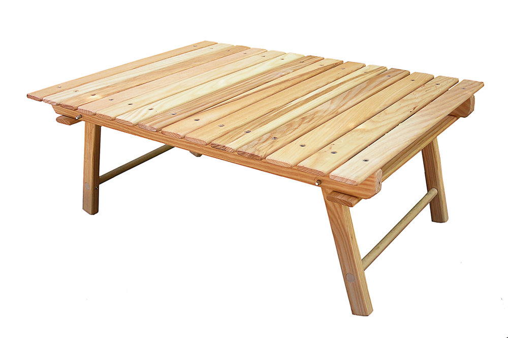 Folding Low Beach Table