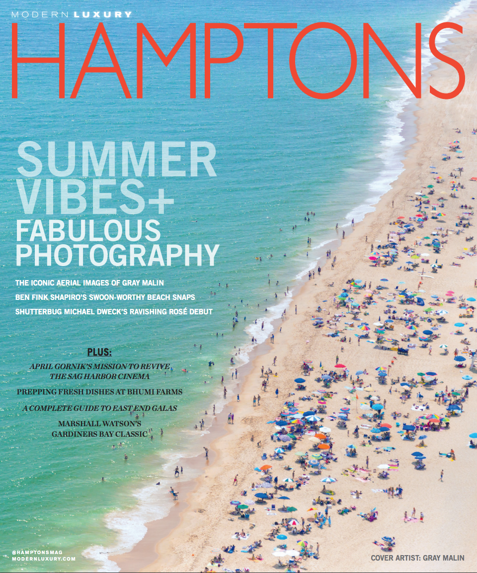 Hamptons Magazine June 2017