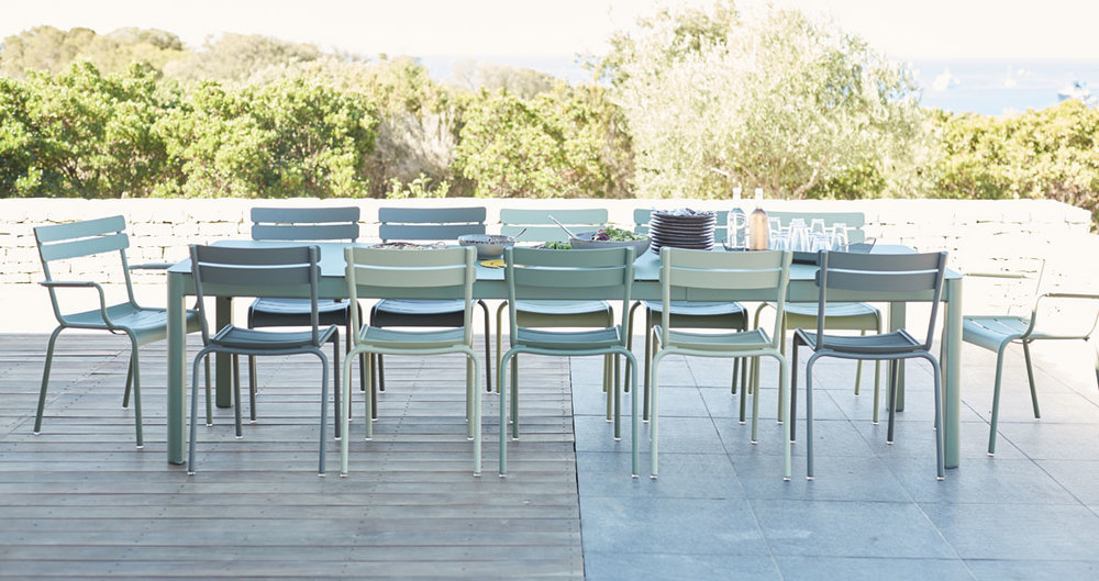 Fermob Luxembourg Chairs