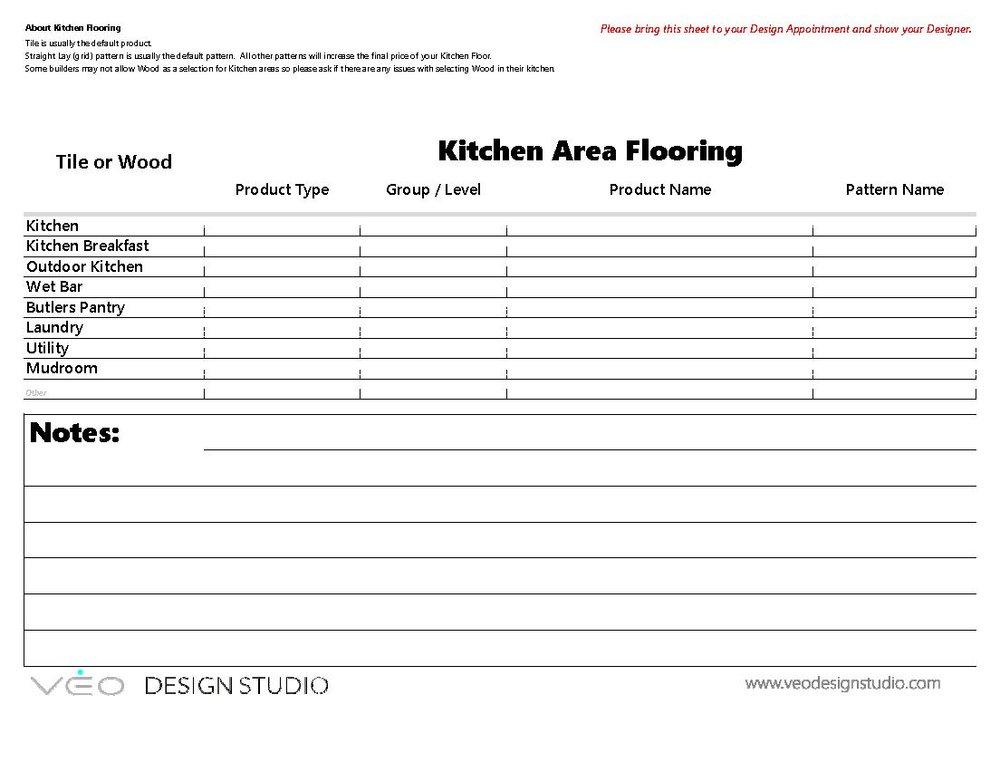 Worksheets — VEO Design Studio Training