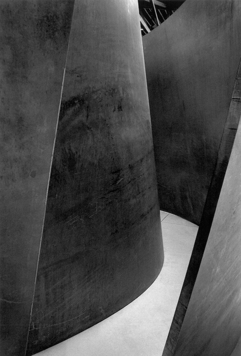 "Inspiration | Richard Serra ""The Matter of Time"""