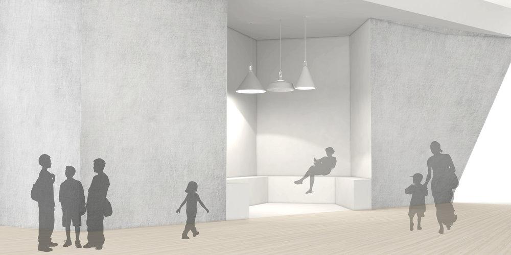 Interior Hallway Passages