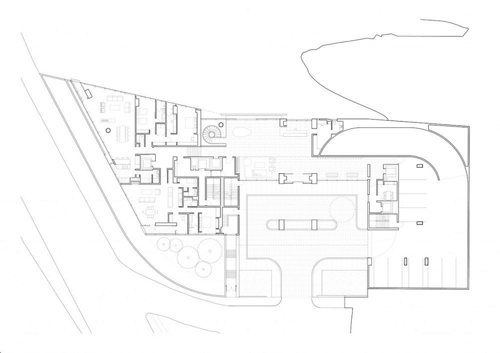 Torre Vitrvm | Ground Floor Plan