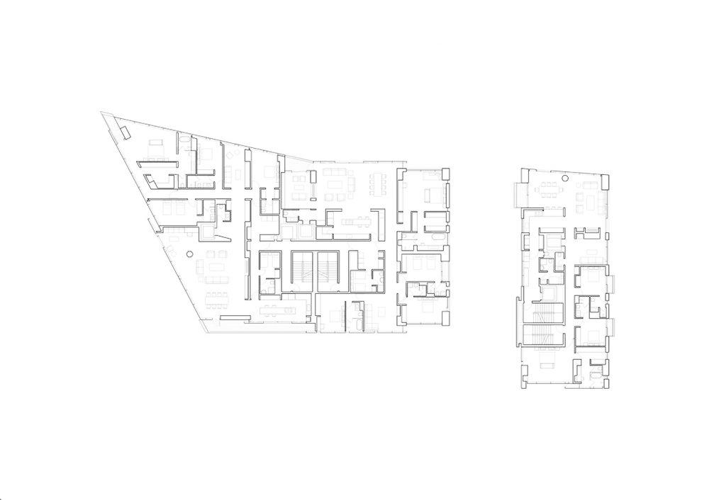 Torre Vitrvm | Typical Floor Plan