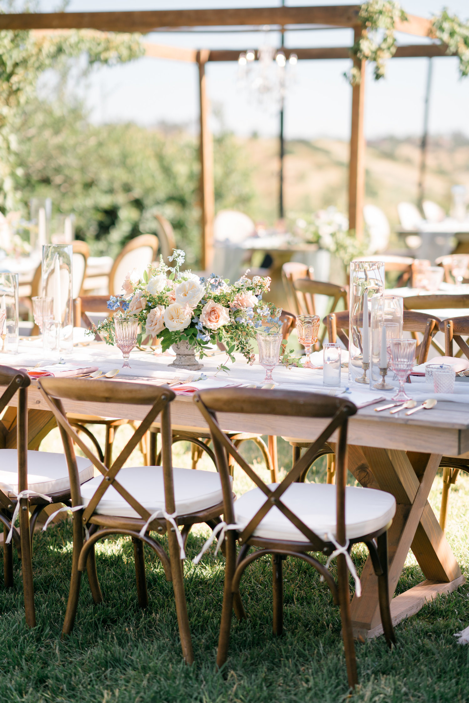 San Diego & San Francisco Providing Chiavari Chairs Crossback