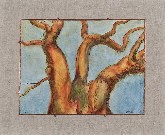 """Arborvitae I, 14"""" x 17"""""""