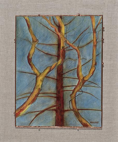 """Arborvitae IX, 19.5 x 16"""""""