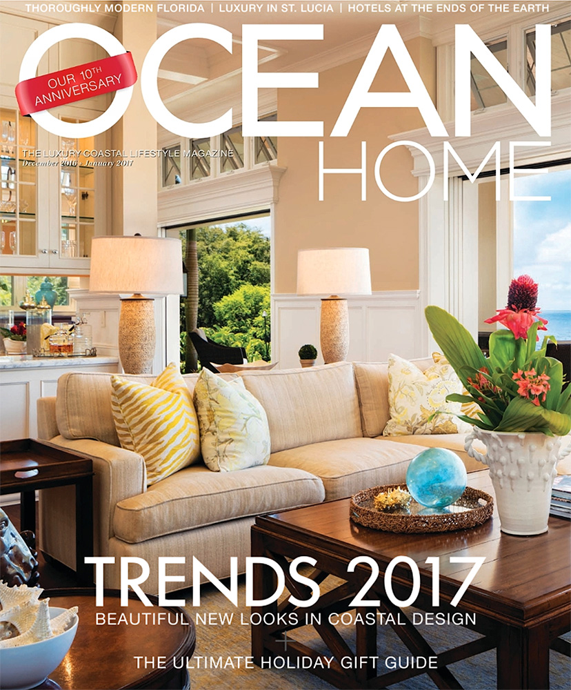 OCEAN HOME    January 2017   Coastal Trends 2017