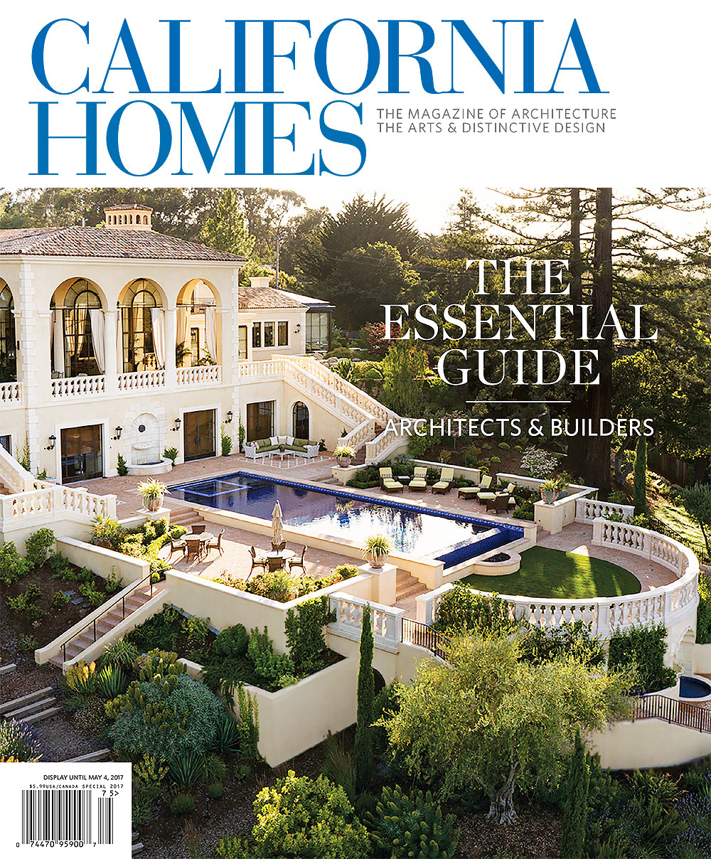 CALIFORNIA HOMES    April 2017   The Essential Guide
