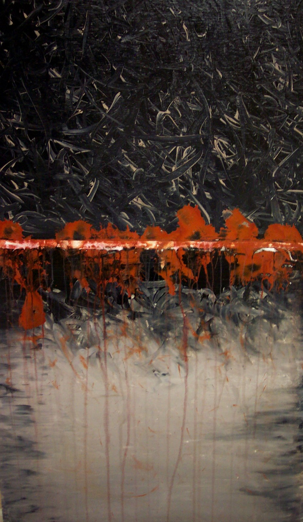 "SUPPRESSION 24"" X 48"""