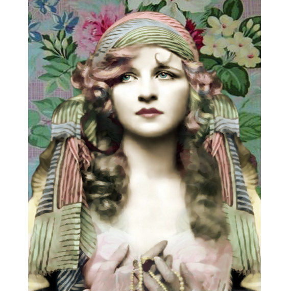 by Voogs https://www.etsy.com/listing/129973738/gypsy-flapper-burlesque-goddess