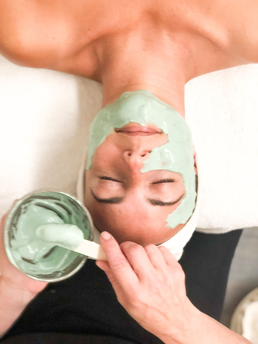 Spa treatments and private sessions are available for an additional fee.