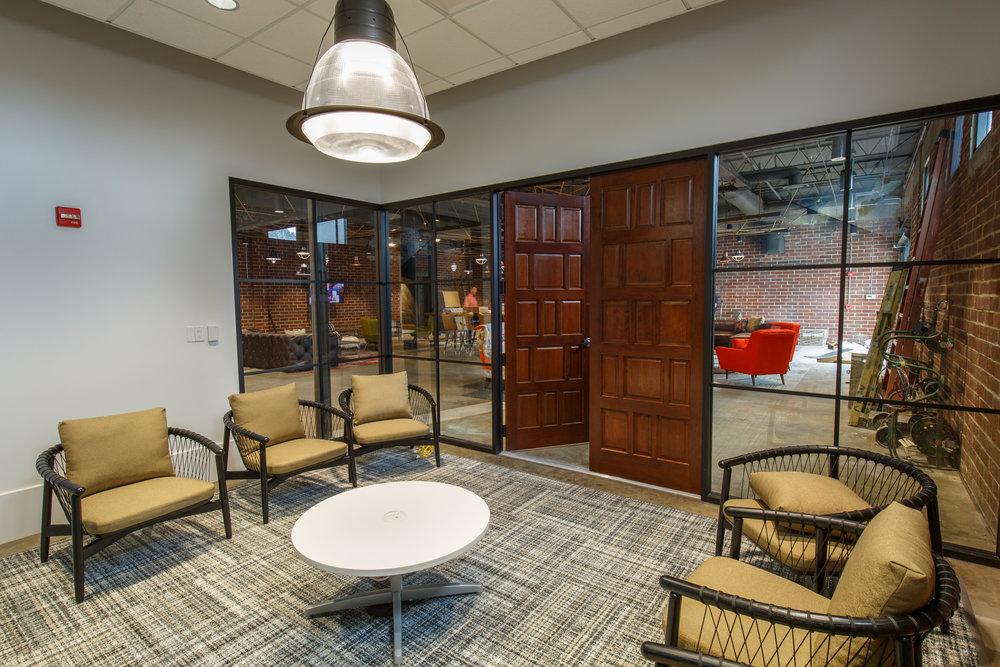 architecture interior conference room