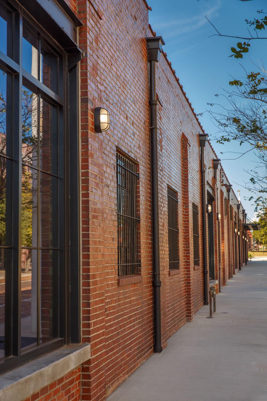 Larmon Warehouse Bricks