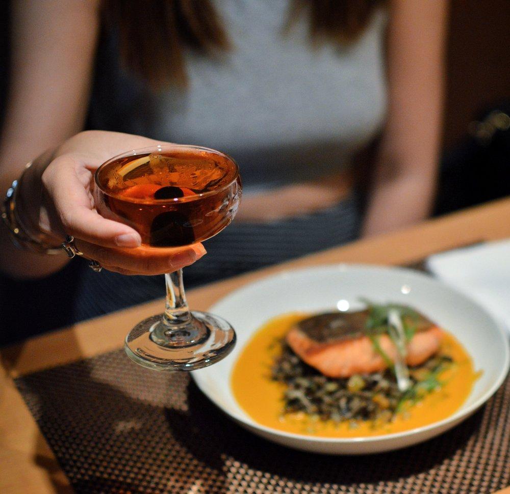 manhattan and salmon by kat pham polished kitchen.JPG