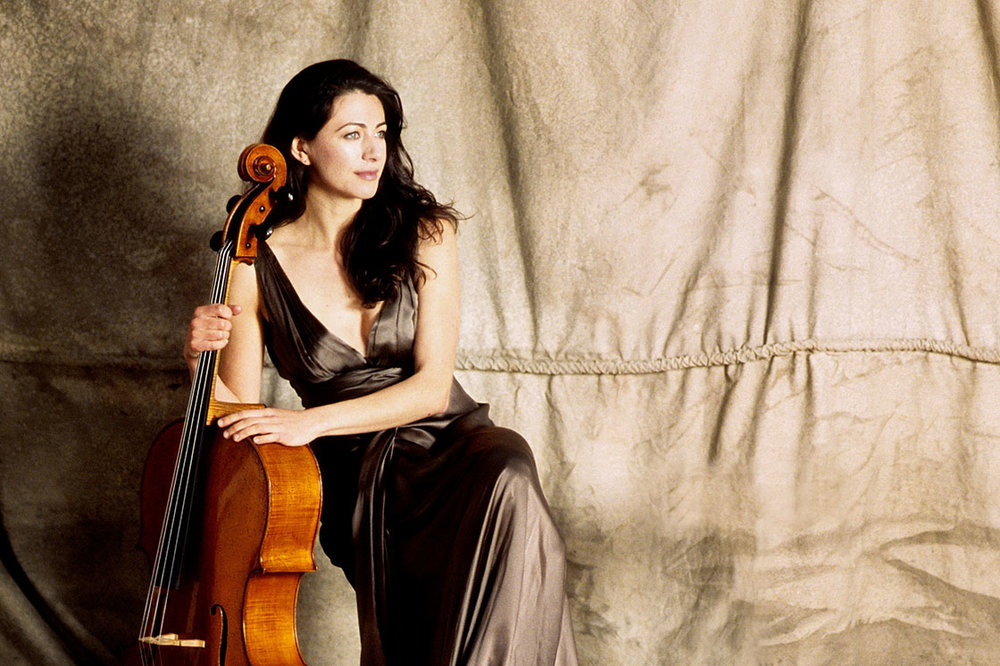 NATALIE CLEIN cello