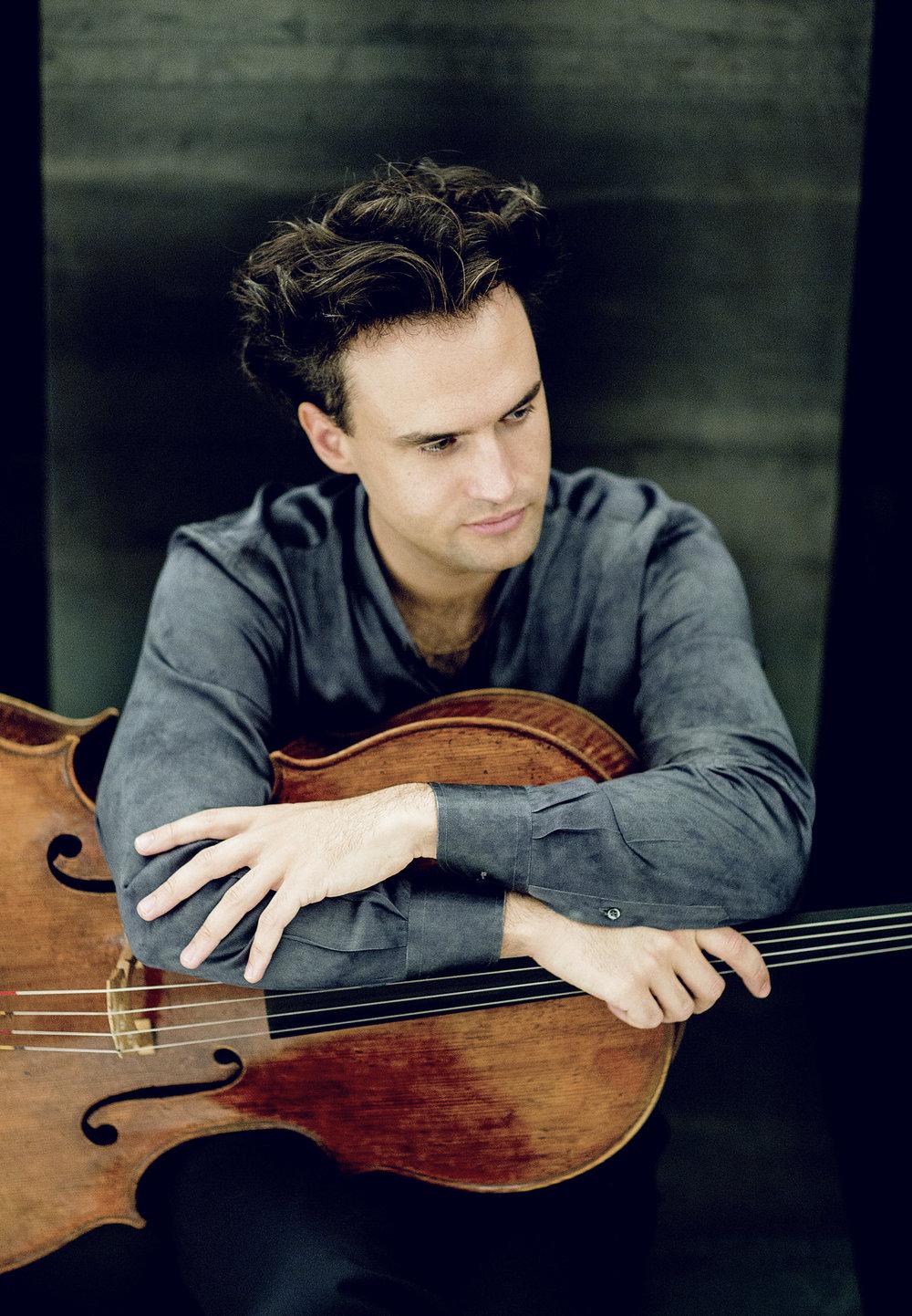 LEONARD ELSCHENBROICH  cello