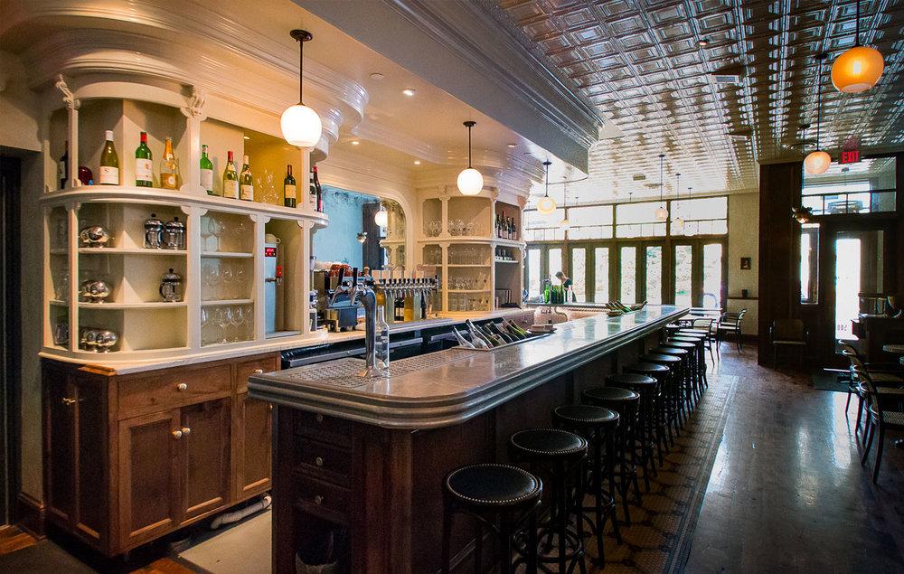 St. Genevieve bar