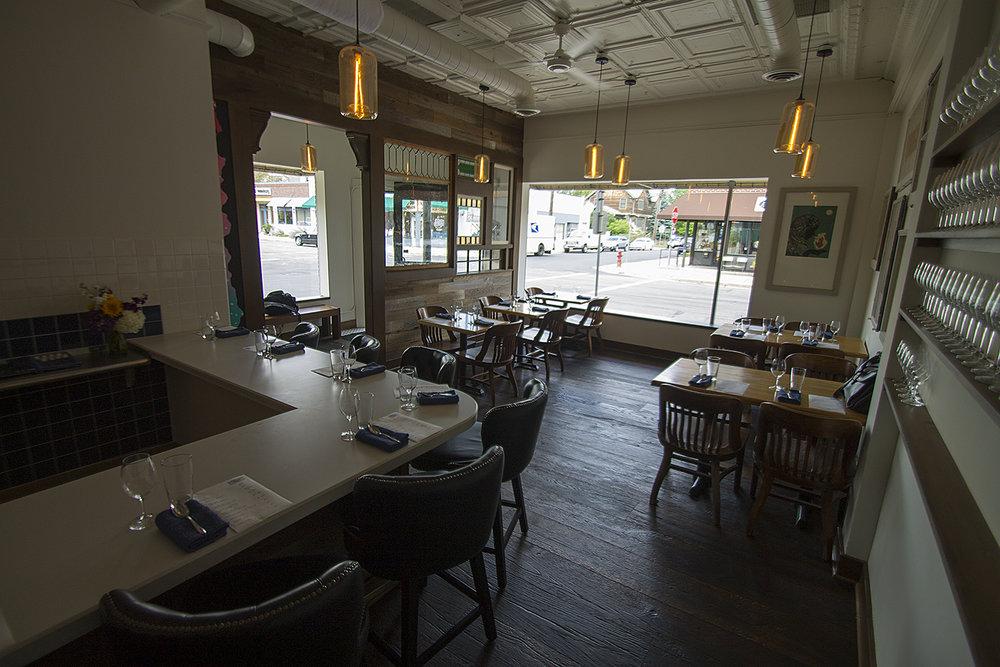 Tenant dining area