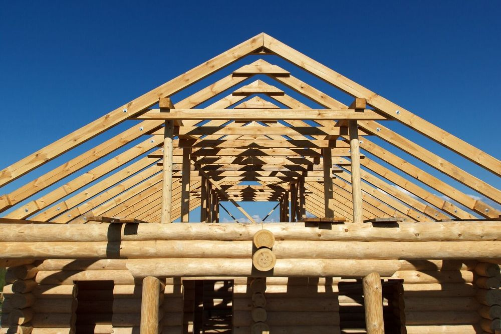 log homes construction arizona