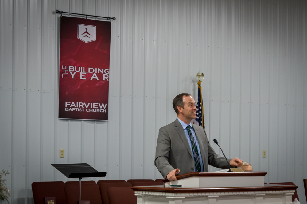 Assistant Pastor Matt Herrell