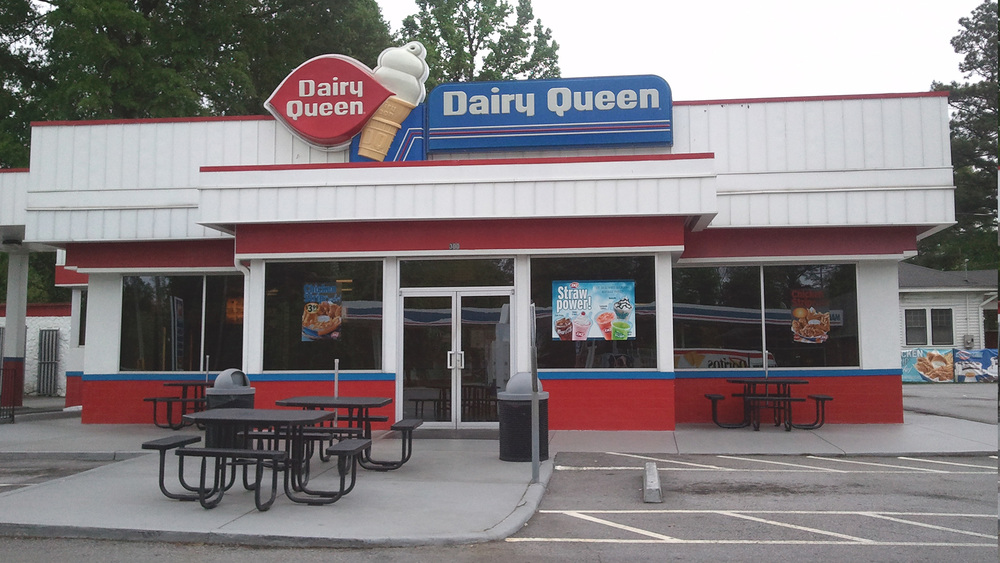 Carrollton, GA Dairy Queen -  BEFORE