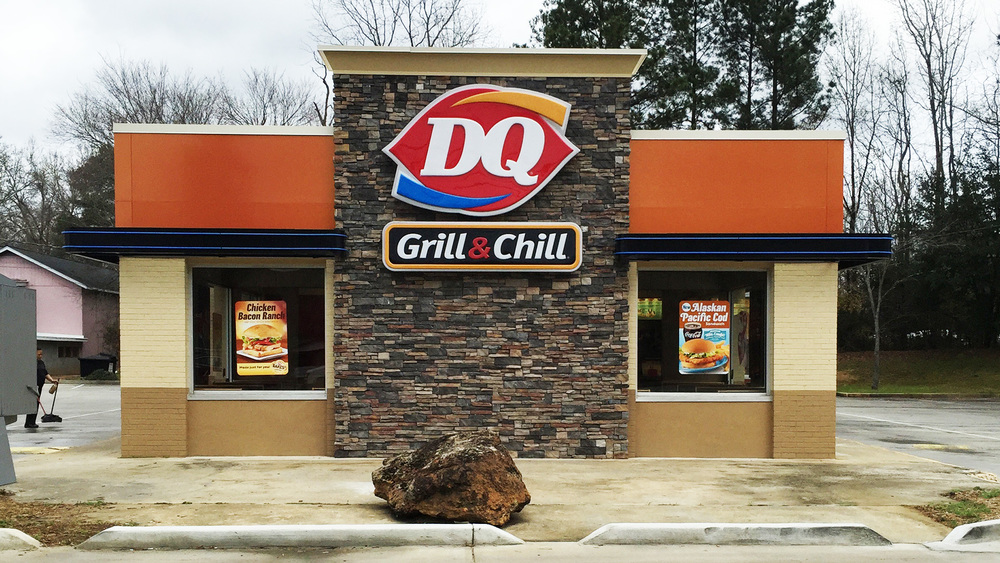 Waynesboro, GA Dairy Queen -   AFTER