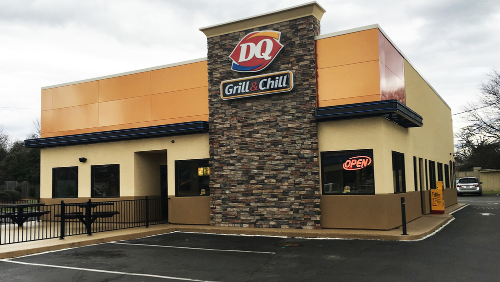 Hawkinsville, GA   Dairy Queen -   AFTER