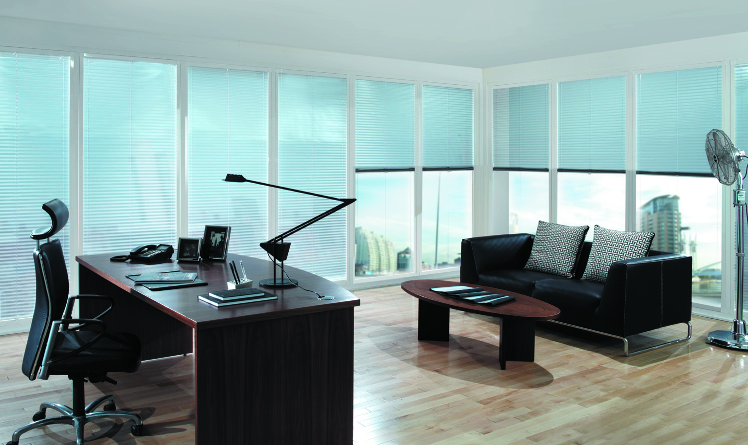 gallery — office roller blinds london