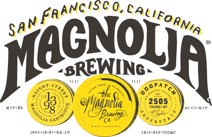 Magnolia Brewing Co San Jose Broofest