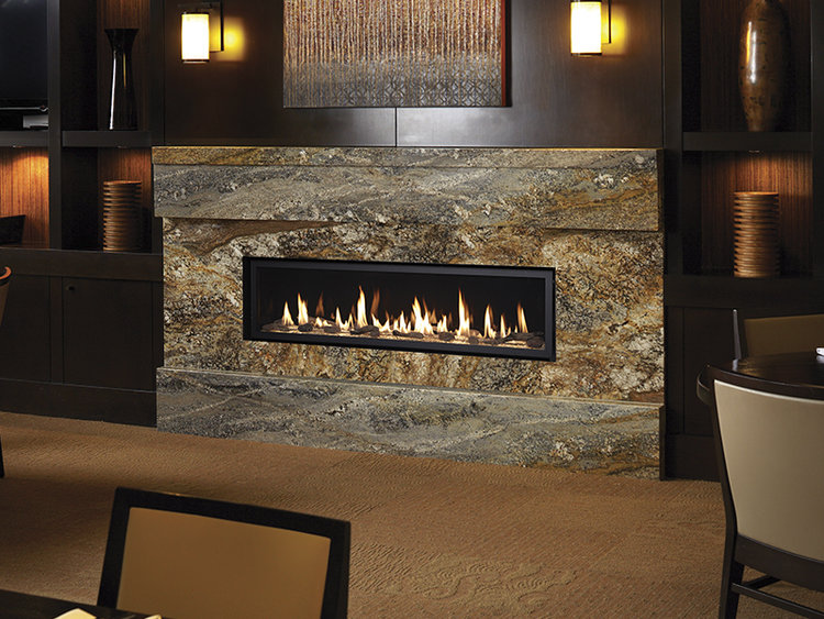 Fireplace Xtrordinair 6015 HO Linear Direct Vent Fireplace - Direct Vent Gas Fireplace €� Leonard's Stone And Fireplace