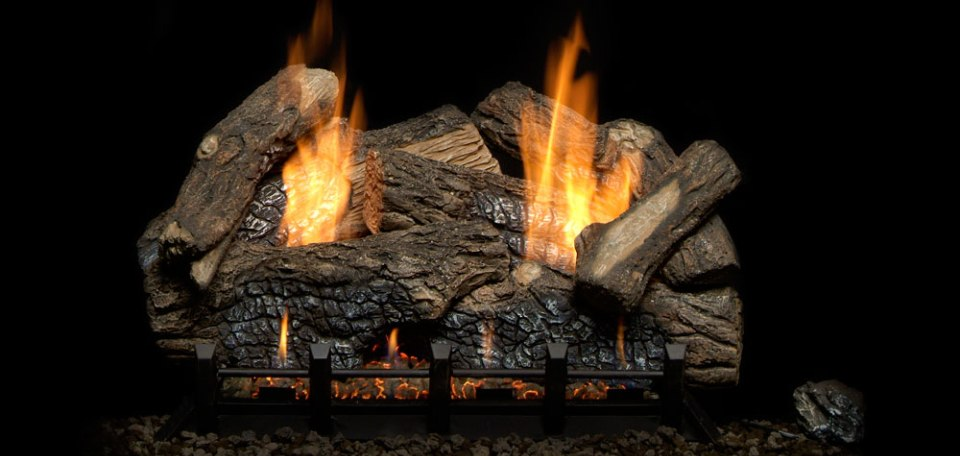 Monessen Berkley Oaks Vent Free Gas Logs