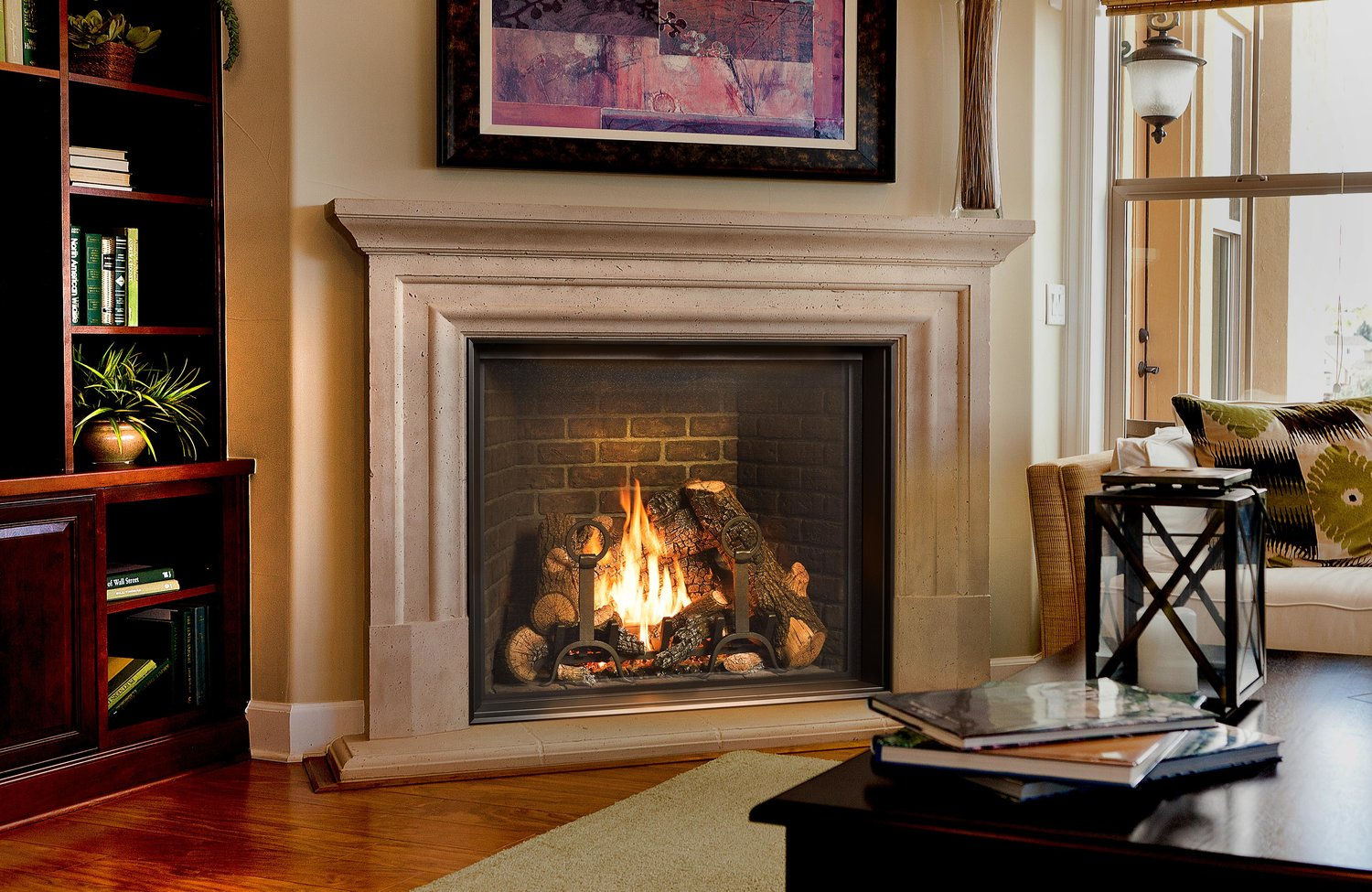 leonard u0027s stone and fireplace
