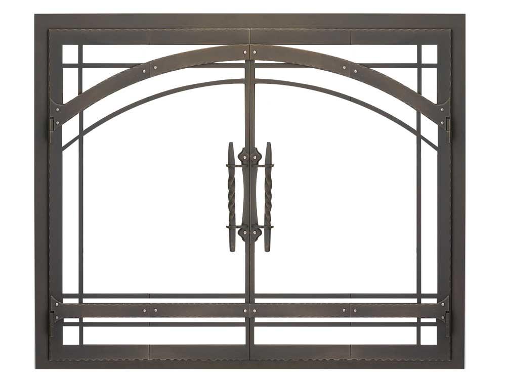 Design Specialties Madrid Steel Custom Dooru0026nbsp;