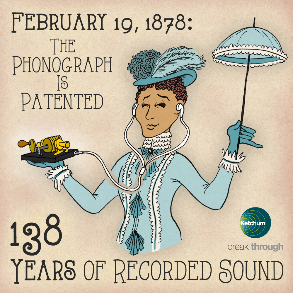 138 YEARS OF RECORDED SOUND