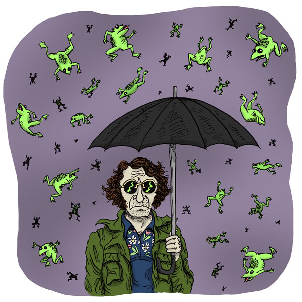 EPISODE 03: IT'S RAINING FROGS (HALLELUJAH)