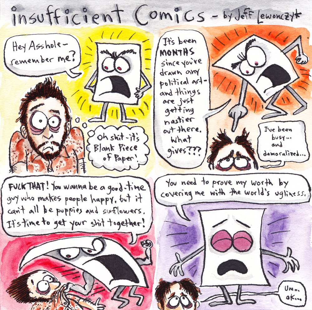 Insufficient Comics: Craven Image