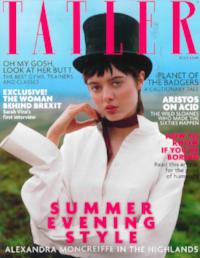 Tatler July 2017