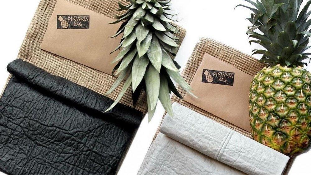 pineapple leather