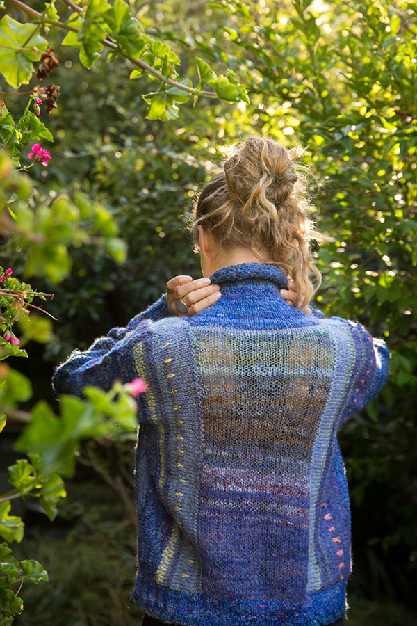 Echium Sweater