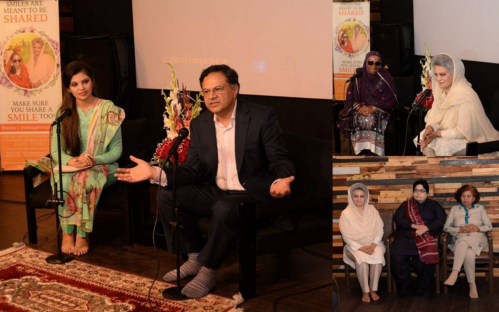 """Speakers at the DSF """"  HUM INTERACTIVE SESSION LAHORE CHAPTER 2017 """""""