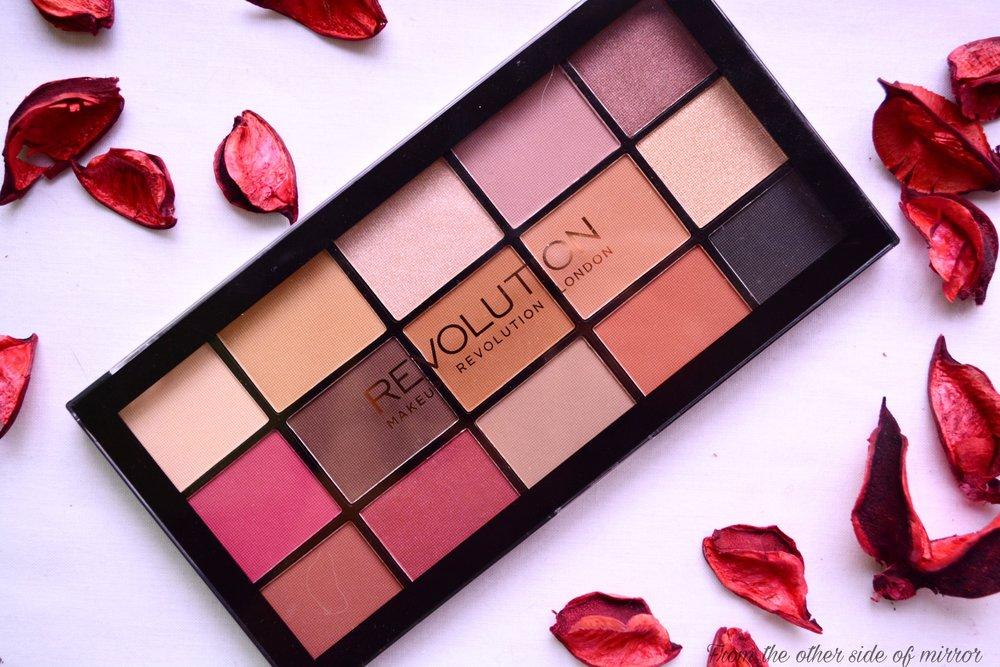 Jul 9 Makeup Revolution Reloaded Pallette - A Gem not to be Missed (Review)