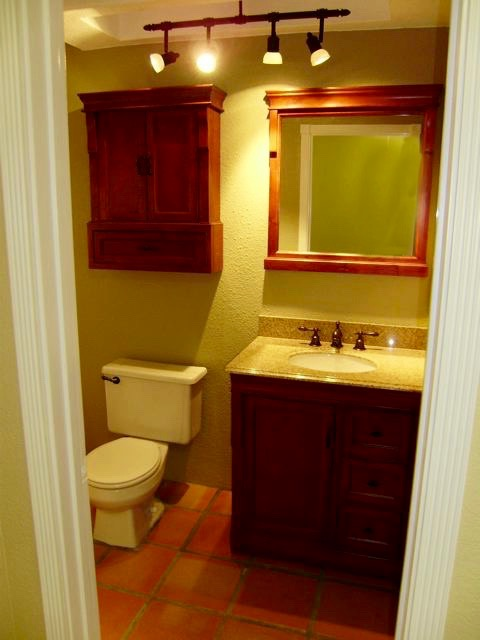 Tomato Hall Bathroom