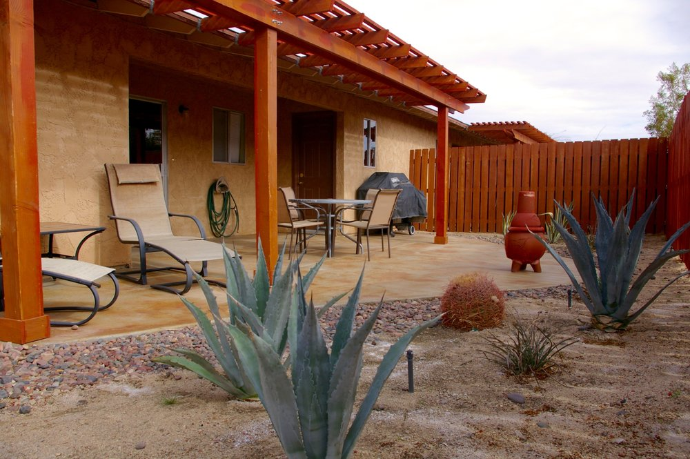 Rent29 Cactus West Fenced Yard