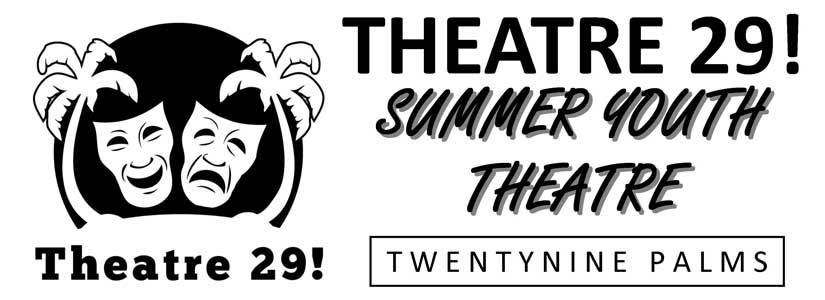 Theatre29 Summer Youth Theatre 2017 - Rent29.com