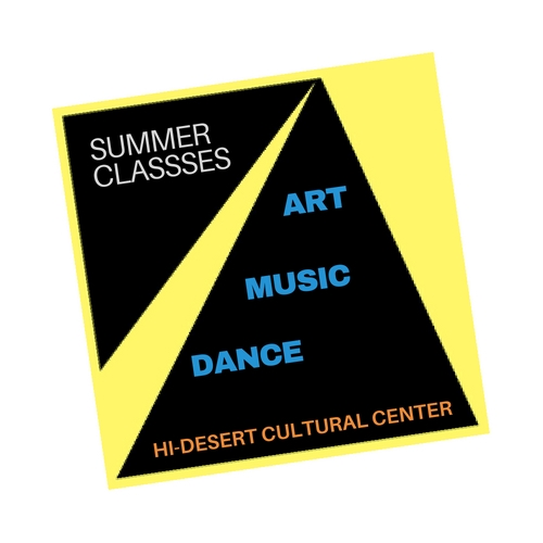 Hi-Desert Cultural Center Summer Class -  by Rent29.com