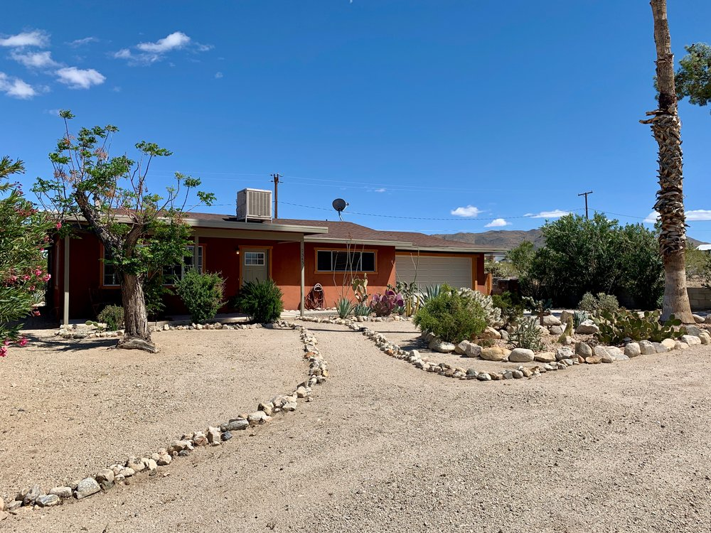 Maude HOUSE FURNISHED 2 BEDROOM IN Twentynine PALMS, ca OFFERED BY RENT29.COM
