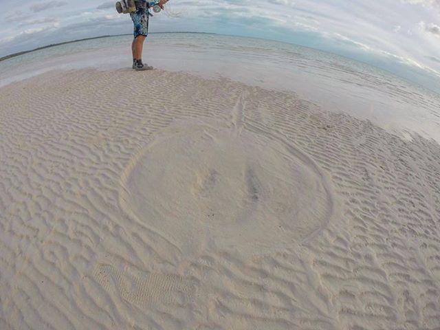 Footprint #flyfishing #seewhatsoutthere
