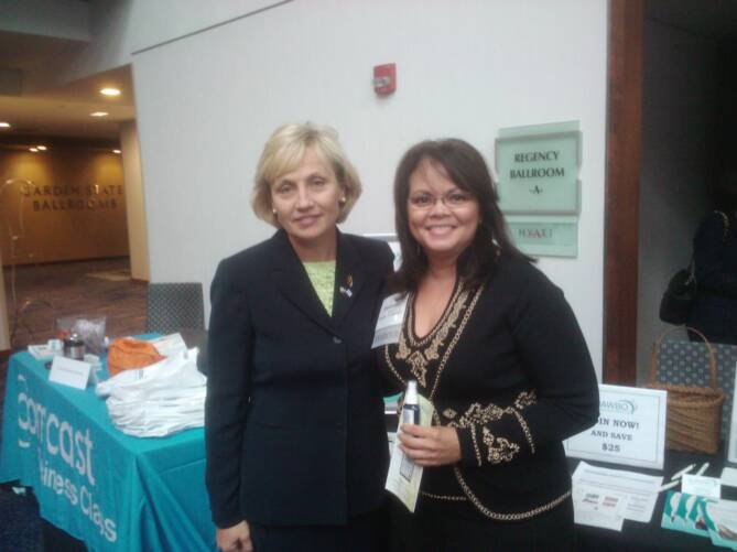Lt. Governor Kim Guadagno NJAWBO Annual Conference